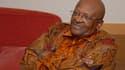 Desmond Tutu a ouvert un compte Twitter.