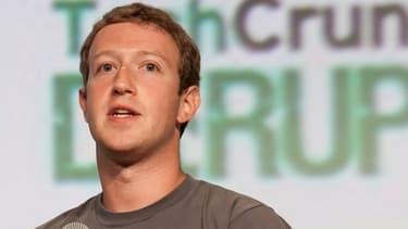 Mark Zuckerberg, créateur de Facebook, pointe à la 36e place mais constitue surtout la plus forte chute du classement. Il a perdu 8,1 milliards de dollars et 22 places par rapport à l'an passé