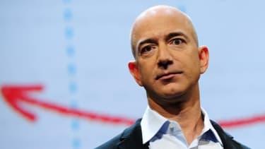 Jeff Bezos, patron d'Amazon, a fait de son groupe le numéro 1 en France