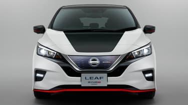 Le concept Nissan Leaf Nismo semble bien parti pour la production en série.