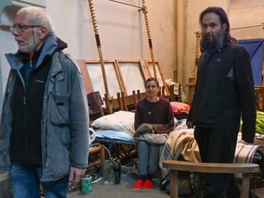 Le père jésuite Philippe Demeestère, en grève de la faim à Calais depuis le 11 octobre, en soutien aux migrants (image d'illustration)