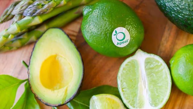 Le procédé d'Apeel permet de multiplier par 2 ou 3 la durée de conservation des fruits et légumes frais