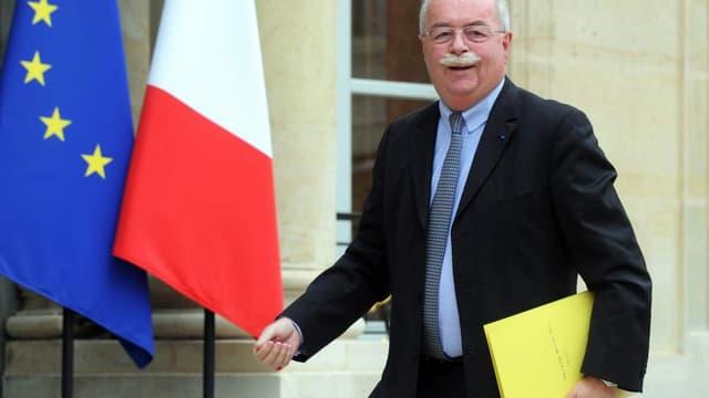 Christophe de Margerie était devenu PDG de Total, en 2010