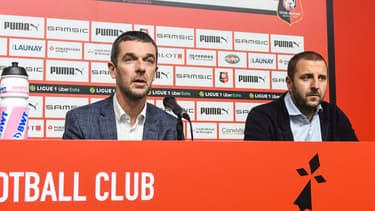 Nicolas Holveck et Florian Maurice