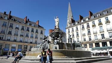 Pour un séjour dans la capitale de Loire-Atlantique, il faudra débourser 216 euros en moyenne.