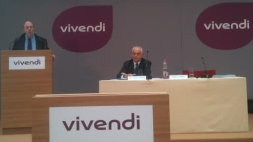 Vivendi veut renforcer son bilan et maintenir la notation de sa dette.