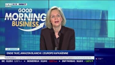 Le debrief : Engie taxé et Amazon blanchi, l'Europe kafkaïenne - 13/05