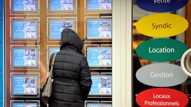 Les prêts immobiliers ont chuté en 2020