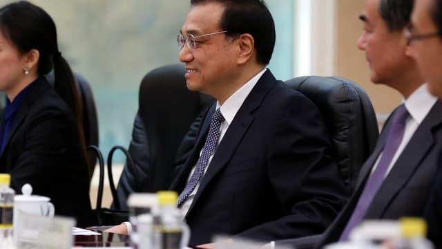 """Li Keqiang, le Premier ministre chinois, a estimé que le pays serait confronté à des difficultés """"plus graves"""" que l'an dernier."""