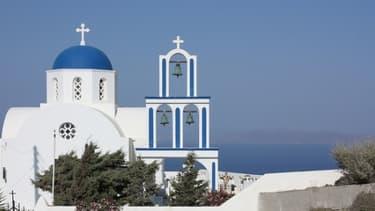 L'Eglise orthodoxe grecque est le deuxième plus important propriétaire foncier du pays.