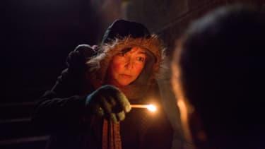 """Catherine Frot dans """"Sous les étoiles de Paris"""""""