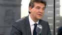 Arnaud Montebourg, ce vendredi sur RMC/BFMTV