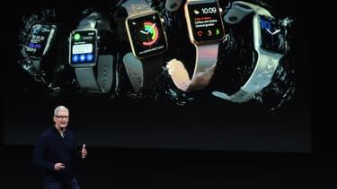 La stratégie santé de Tim Cook, PDG d'Apple, se dessine. Elle repose sur l'AppleWatch qui va devenir un appareil pour diabétique.
