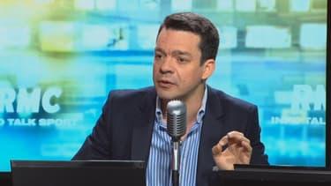 Wilfrid Rogé, directeur adjoint de l'institut de recherche anti-contrefaçon de médicaments