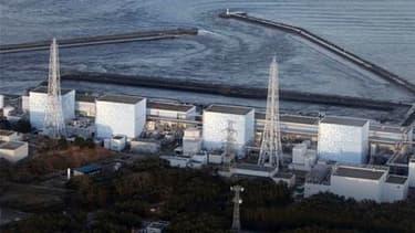 Le réacteur nucléaire numéro un de Daiichi, dans la préfecture de Fukushima. Une explosion a retenti vers 06h30 GMT à la centrale nucléaire de Daiichi, sur la côte nord-est du Japon, rapporte l'agence de presse Jiji, citant la police. /Photo prise le 11 m
