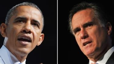 Mitt Romney et Barack Obama doivent encore convincre les indécis avant le 6 novembre.