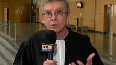 Maître Christian Etelin, l'avocat de Mohamed Merah.