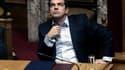 """Alexis Tsipras a appelé Berlin et le FMI à cesser de """"jouer avec le feu""""."""