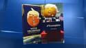 Une Trumpkin, une citrouille d'Halloween à l'effigie de Donald Trump.