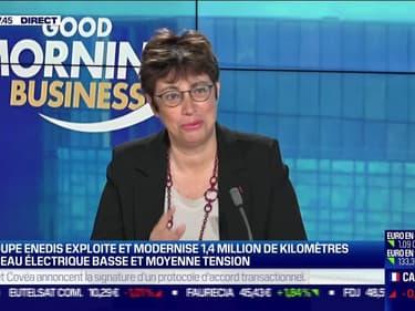 Marianne Laigneau (Enedis) : Le groupe exploite 1,4 million de kilomètres de réseau électrique - 11/06