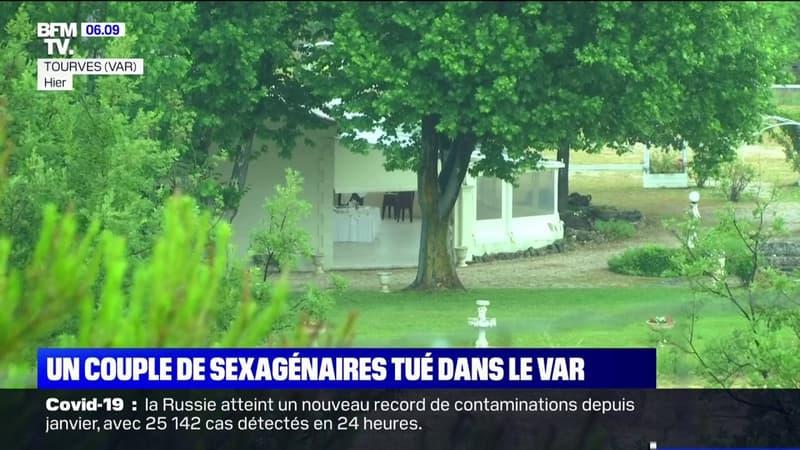 Un couple de sexagénaires retrouvé mort samedi à Tourves, dans le Var