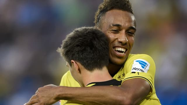 Pierre-Emerick Aubameyang, le nouvel attaquant du Borussia Dortmund