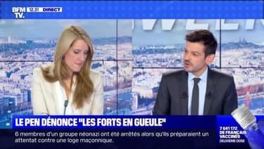 Marine Le Pen et Eric Dupond-Moretti : ennemis jurés ? - 08/05