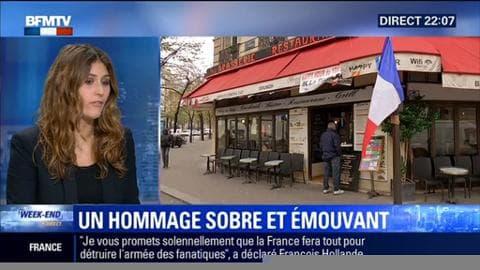 """Attentats de Paris: """"Il faut qu'il y ait une prise de conscience collective pour faire durer le symbole de solidarité"""", Flora Ghebali"""