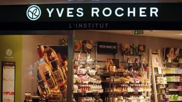 Le groupe Rocher, propriétaire de la marque de cosmétiques Yves Rocher, a pris une participation majoritaire dans l'entreprise israélienne de savons artisanaux Sabon.