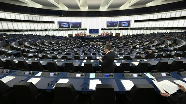 Le vote a eu lieu à Strasbourg et à distance pour certains eurodéputés.