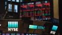 La Bourse de New York a terminé en baisse vendredi