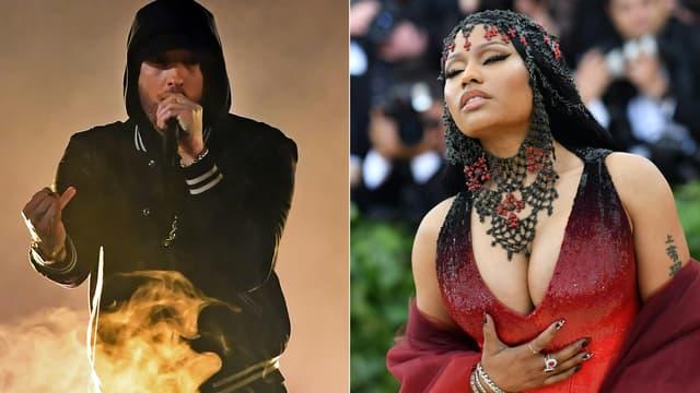 Eminem et Nicki Minaj