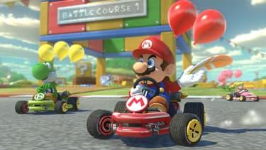 La date de la course n'est pas encore connue - Nintendo