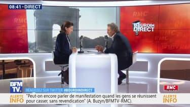 """Agnès Buzyn ne """"ferme pas la porte"""" aux allocations familiales dès le premier enfant"""