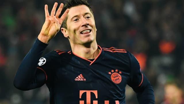 Robert Lewandowski - Bayern