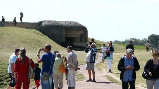 Riche en sites historiques, ici Longue-sur-Mer, la Normandie veut devenir la première destination du tourisme de mémoire pour la Seconde guerre mondiale.