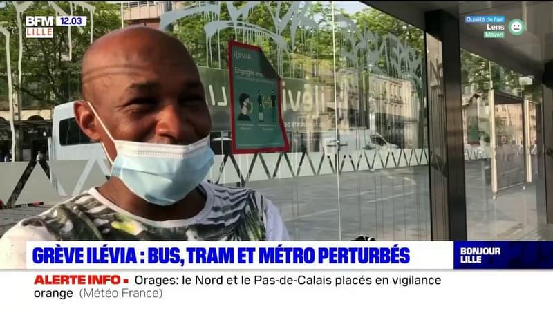 Grève à Ilévia: bus, tramway et métro très perturbés ce vendredi à Lille