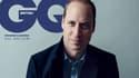 Le prince William en couverture de QG