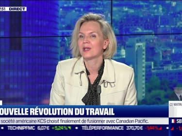 Virginie Calmels : La nouvelle révolution du travail - 16/09