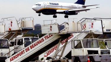 Ryanair aurait bénéficié des largesses de la société gestionnaire de l'aéroport de Beauvais.
