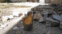 A Baba Amro, jeudi. D'intenses bombardements ont à nouveau visé ce quartier de Homs vendredi, au lendemain de l'adoption par l'Assemblée générale de l'Onu d'une résolution appuyant le plan arabe qui prévoit la mise à l'écart du président Bachar al Assad.