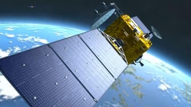 Satellite chinois DBS-3.