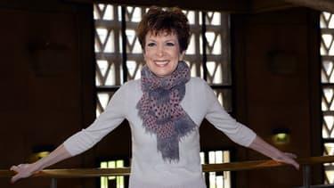 Catherine Laborde a présenté ce dimanche 1er janvier son dernier bulletin météo.