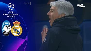 "Atalanta 0-1 Real Madrid : ""C'est le suicide du foot"", Gasperini fracasse l'arbitre"