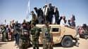 Les Talibans ont récupéré le matériel militaire laissé par les Américains et ceux de l'armée afghane