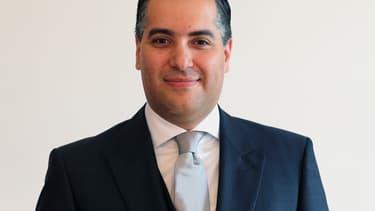 Moustapha Adib, ambassadeur du Liban en Allemagne en 2013.