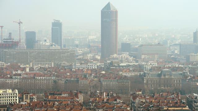 Lyon concentre le plus grand nombre de sites pollués