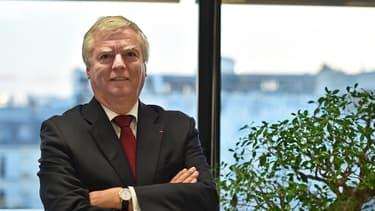 Jean-Luc Petithuguenin, président et fondateur du groupe Paprec.