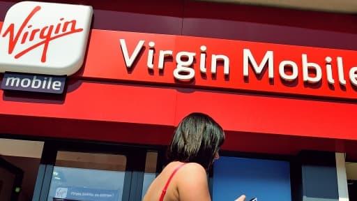 Les 1,7 million d'abonnés de Virgin Mobile passe dans le giron de Numericable.
