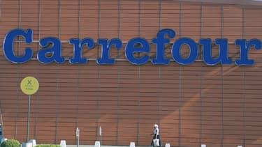 Carrefour avance en Bourse après sa publication de résultats annuels